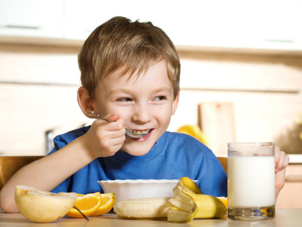 Food combinations that are dangerous for kids