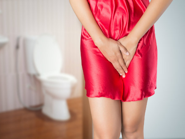 Urinary Incontinence Symptom In Females,