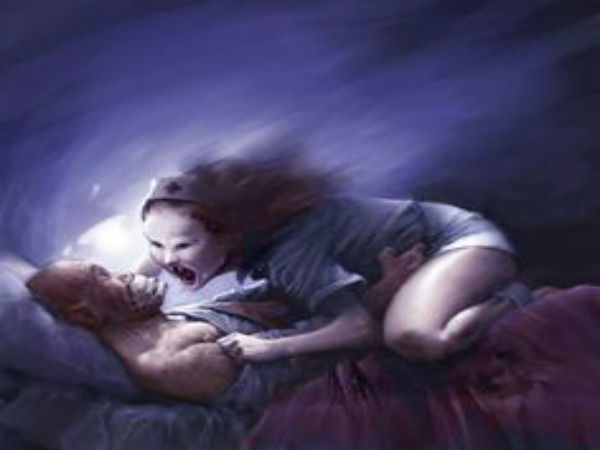 Why Sleep Paralysis Is So Scary? And How To Get Out Of It