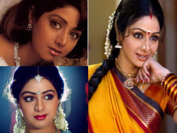 Birthday Special: Sridevis Stunning Style Transformation In Bollywood Movies