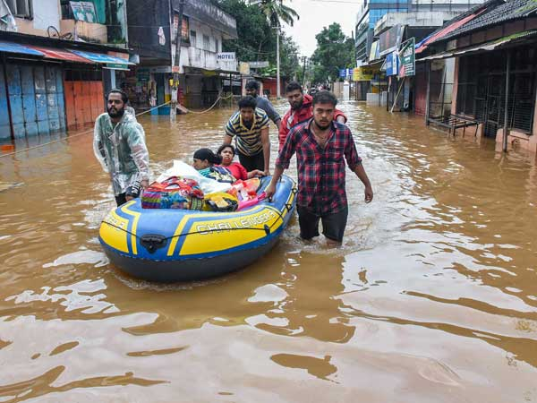 Kerala Floods: Prevention Of Water-borne Diseases