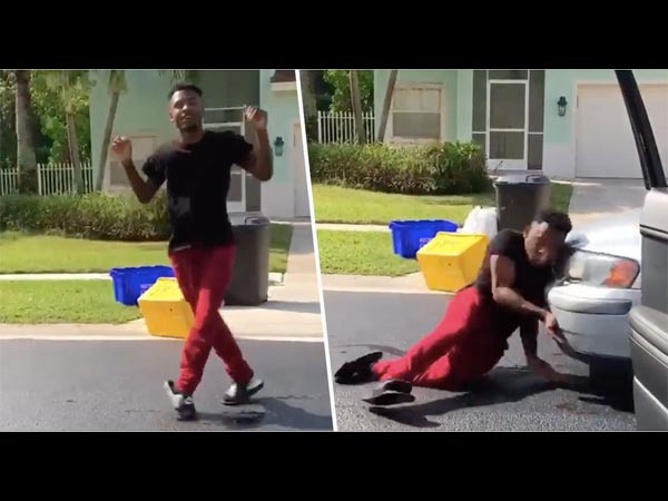 Man Who Was Almost Killed By The Kiki Challenge