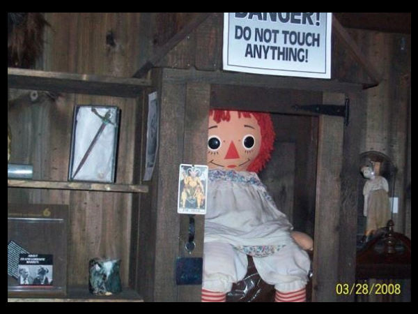 Scary Truth About Annabelle