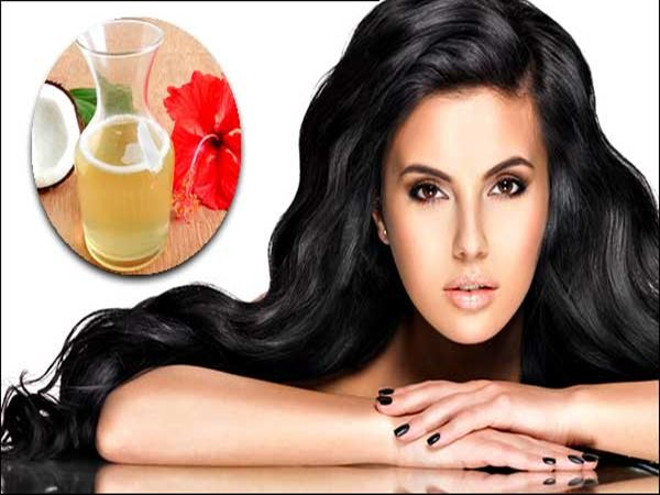 DIY Hibiscus Hair Oil For Long & Strong Hair