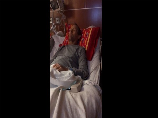 "Dying Man Sang ""The Dance"" From His Hospital Bed"