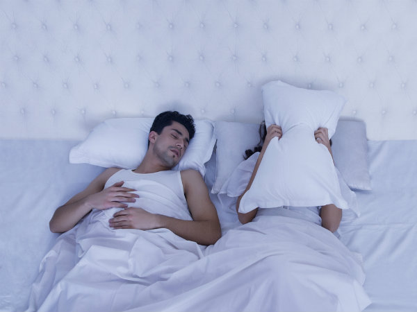 How To Beat Snoring Without Medicine Or Surgery?