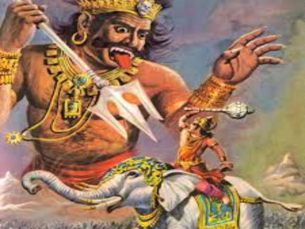 ఇంద్రుడికి చుక్కలు చూపించిన రాక్షసుడు వృత్రాసురుడు ఒక్కడే, అతని కోసమే ఆయుధం తయారు చేసుకున్నాడు