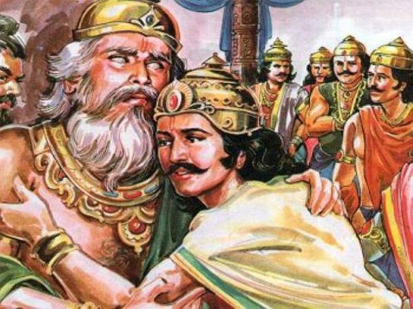 కౌరవుల్లోనూ మంచివాడున్నాడు, ధృతరాష్టుడు చెలికత్తెతో కన్న కొడుకే అతను, దుర్యోధనుడికి దీటైనా వాడు