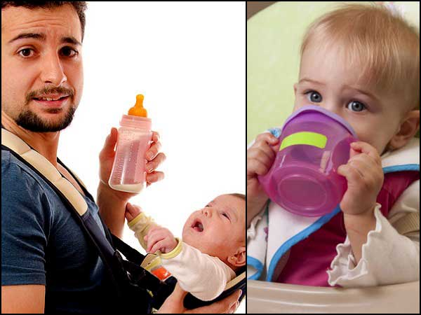 Reasons Why Your Baby Refuses To Feed On The Bottle