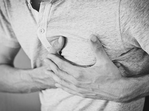 First Aid Information For Chest Pain