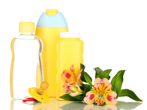 Baby Oil And Camphor To Reduce Belly Fat