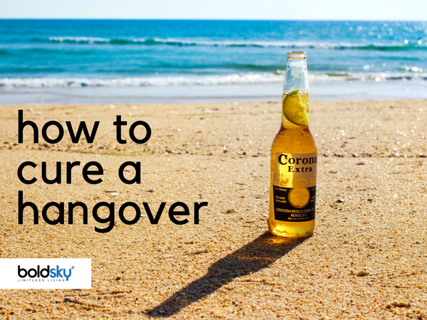 How to Get Rid of a Hangover: The Ultimate Guide