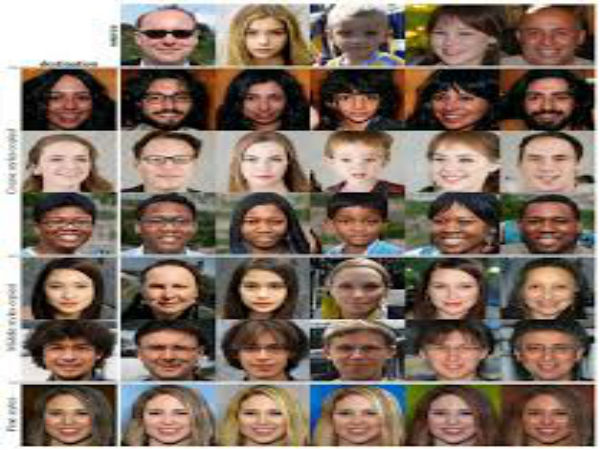 Artificial Intelligence Creates Portraits Of People Who Don't Exist
