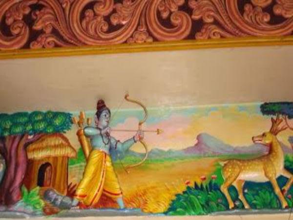 మారీచుడు బంగారు లేడీలా ఎందుకు మారుతాడు, సీతను రావణుడు ఎత్తుకెళ్లేందుకు ఎందుకు సాయం చేశాడు