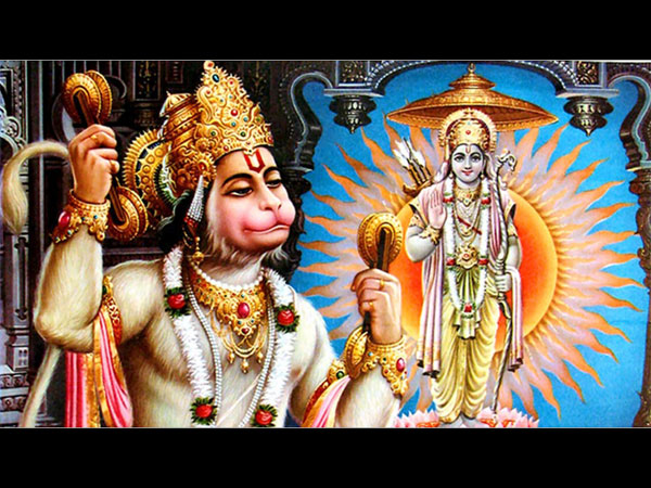 Story Of Lord Hanuman