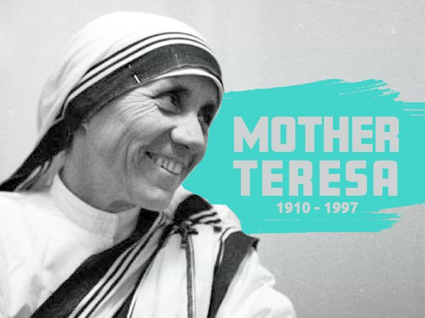 Mother Teresas 109th Birth Anniversary