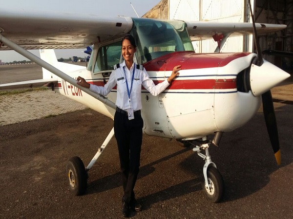 Odisha girl becomes first pilot from Malkangiri