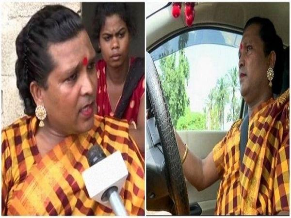 క్యాబ్ డ్రైవర్ గా ట్రాన్స్ జెండర్ వండర్స్ క్రియేట్ చేస్తోంది. ప్రతి బుకింగ్ కూ 5 స్టార్ పొందుతోంది