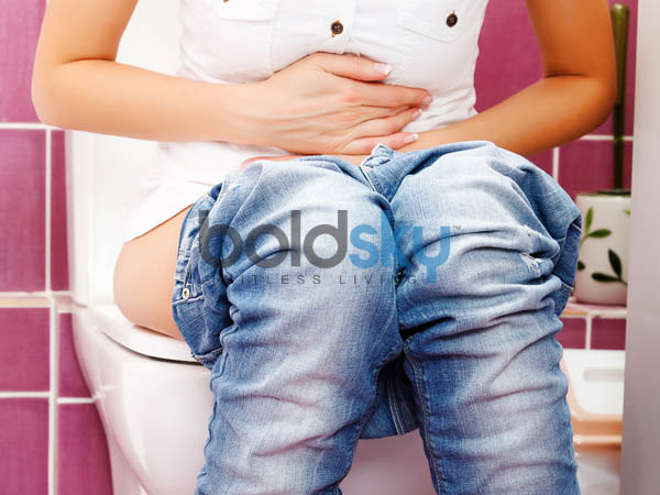 kitchen ingredients to get rid of constipation with in two days