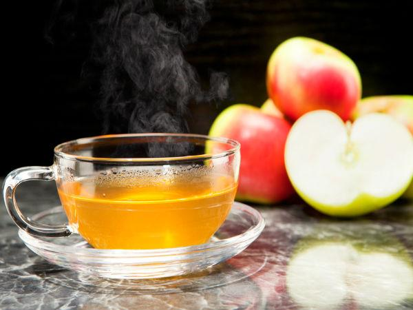 Weight Loss: Apple-Ginger Tea May Help Speed Up Fat Burning Process,
