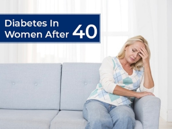 How Does Diabetes Affect Women Over the Age of 40?