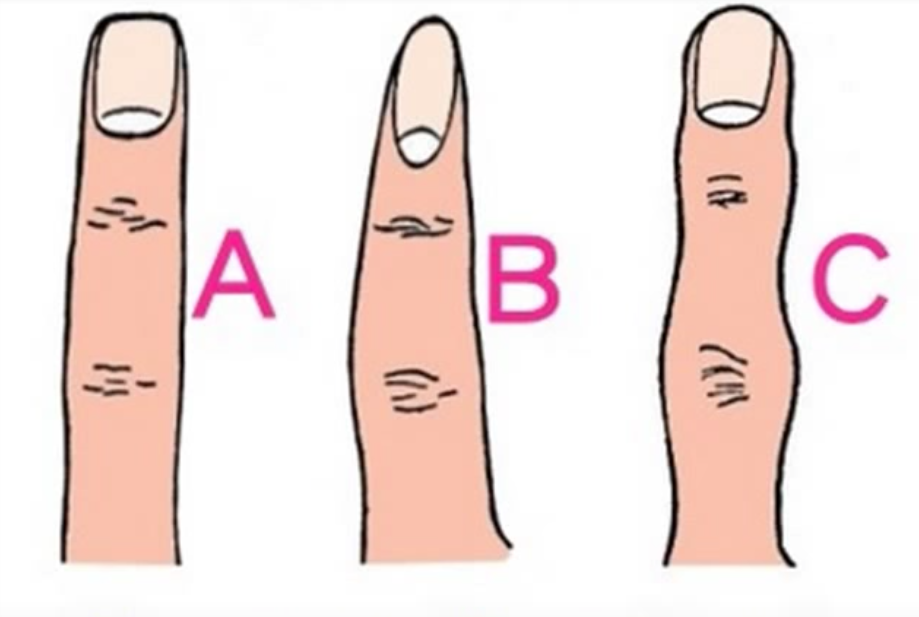 What Your Finger Shape Says About Your Personality?