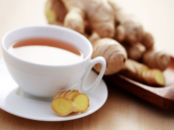 Healthy Breakfast Options With Ginger To Fight Winter Cold and Keep The Body Warm