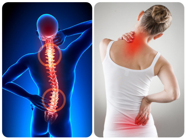 Top Nine Natural Healthy Foods for Back Pain Healing