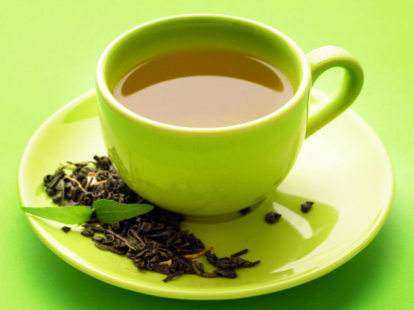 Did You Know That Green Tea Is Good For Your Teeth & Gums?