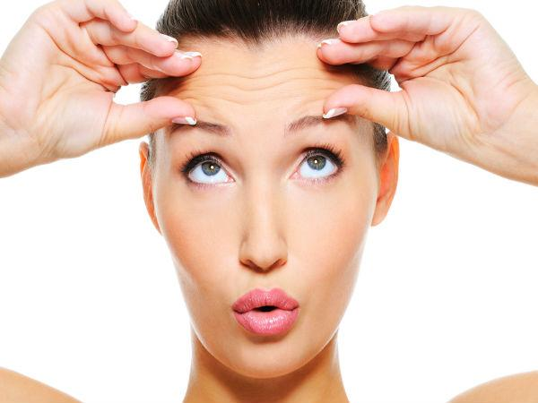 Wrinkles Removal: Tips to get rid of forehead wrinkles