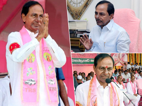 facts about telangana cm kcr