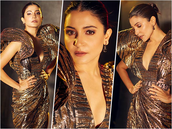 Make-Up Looks Of Anushka Sharma To Steal For Your Wedding