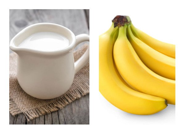 Is It Healthy To Eat Bananas With Milk? Answer From Our Expert,