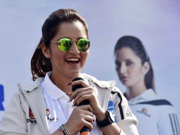 Sania Mirza about affair with Shahid Kapoor