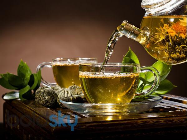 3. Herbal Tea