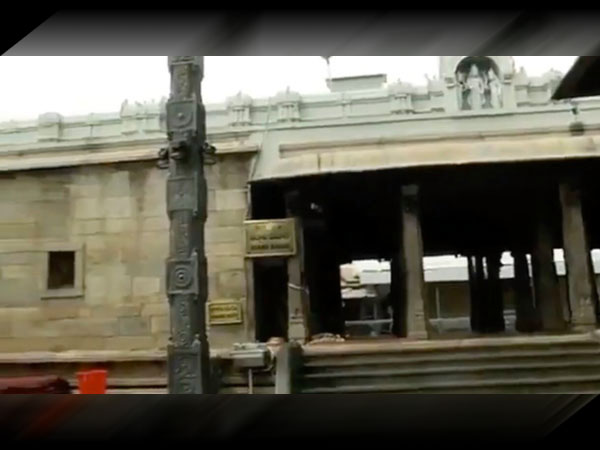 Tirupati Temple will be closed until april 30th due to lockdown extension