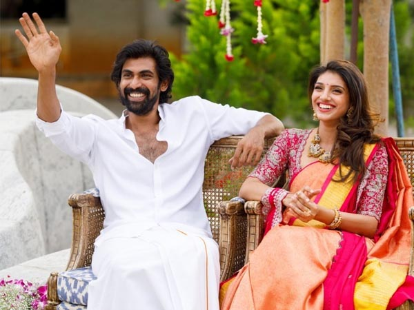 Its Not Engagement Just Done Roka Function, Says Rana Daggubati