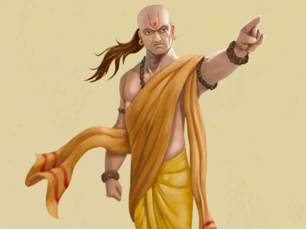 Chanakya niti : how to deal with negative people