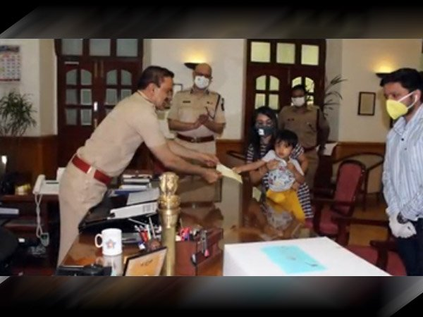 Three-Year-Old Mumbai Boy Donates Rs.50k To Mumbai Police To Fight Against Coronavirus