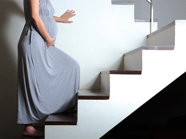 Climbing Stairs During Pregnancy When Is It Safe When Is Not