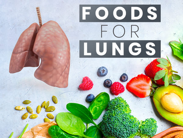 10 Best Foods To Keep Your Lungs Healthy