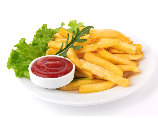 What happens when you eat French fries everyday?