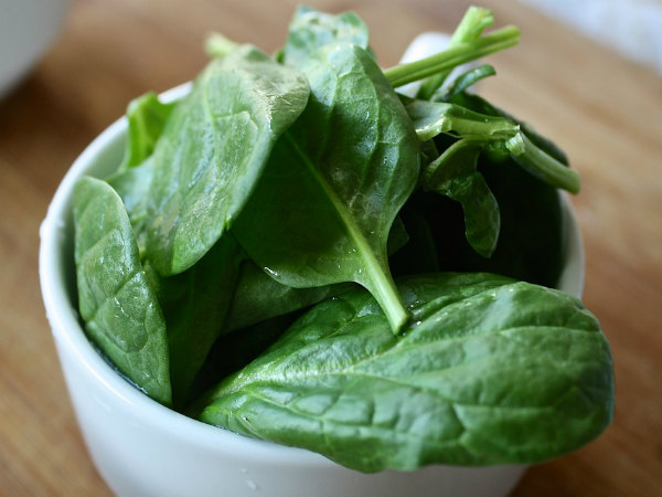Lose Weight in One Week by Adding Spinach To Your Diet- Here's How!