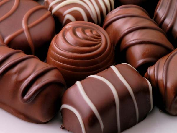 Is chocolate good for you? A new study claims that consuming chocolate at least once a week is linked with a reduced risk of heart disease. Take a look.