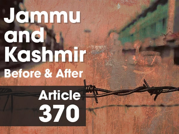 One year of Article 370 abrogation : What are the advantages and disadvantages of the article 370?