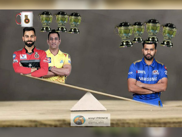 IPL 2020 : CSK Vs MI Fans Share memes, twitter reactions, videos to cheer up teams