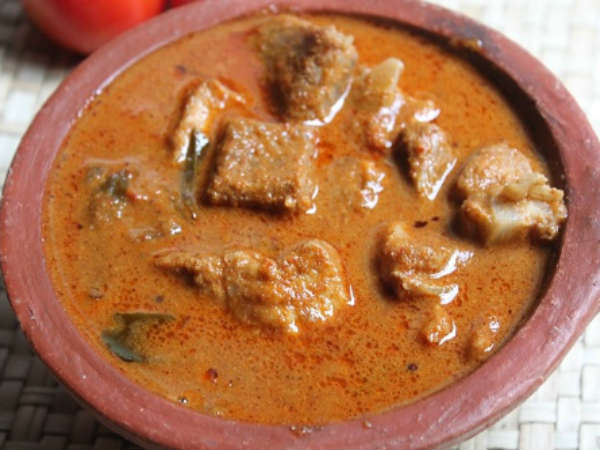 Village Style Fish Curry In Telugu