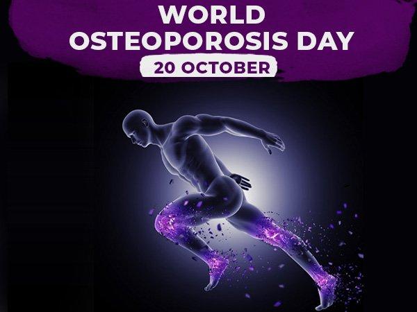 World Osteoporosis Day 2020:బలమైన ఎముకలను నిర్మించడానికి మరియు నిర్వహించడానికి మీకు సహాయపడే ఆహారాలు
