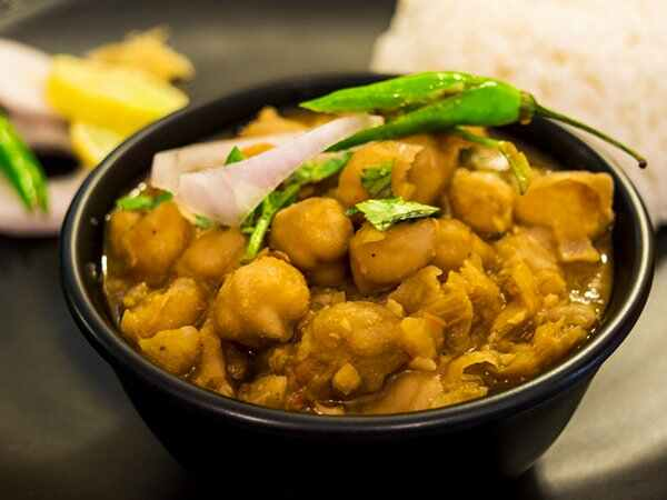 Chole Masala Recipe in Telugu