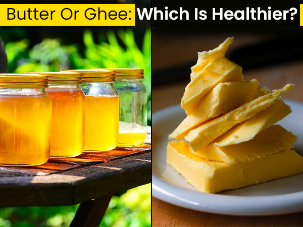 Ghee Vs Butter: Which Is Healthier